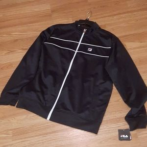 "New Fila ""Live in Motion"" jogging jacket size XL"